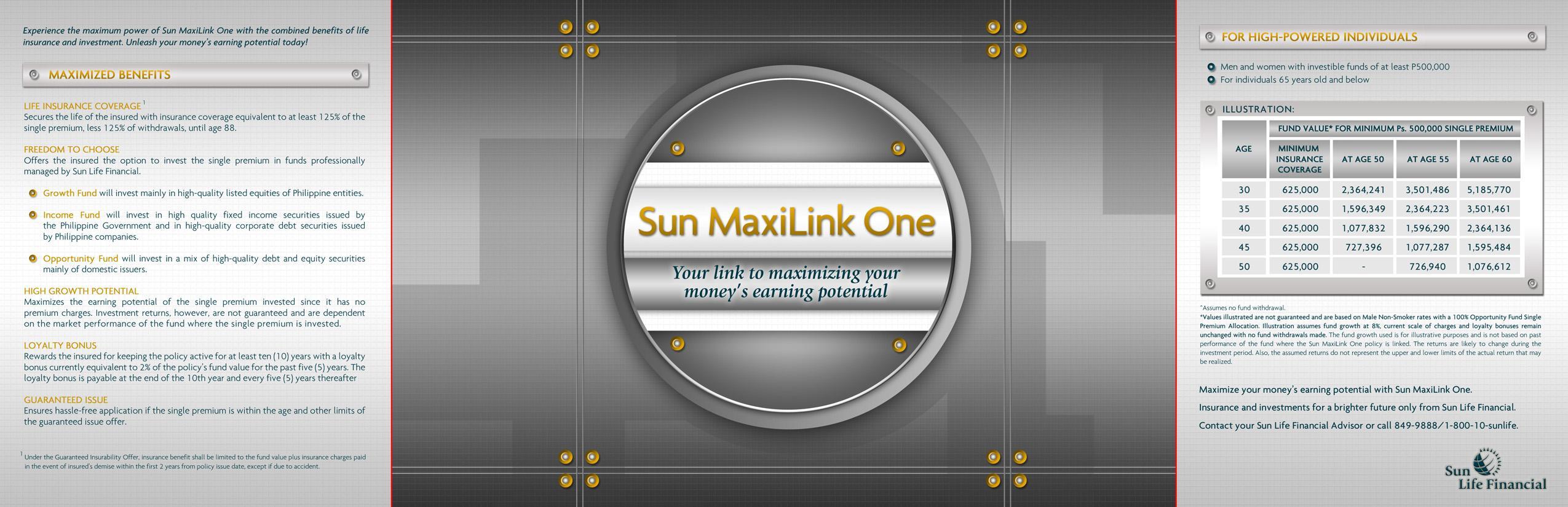 SUN MAXILINK ONE