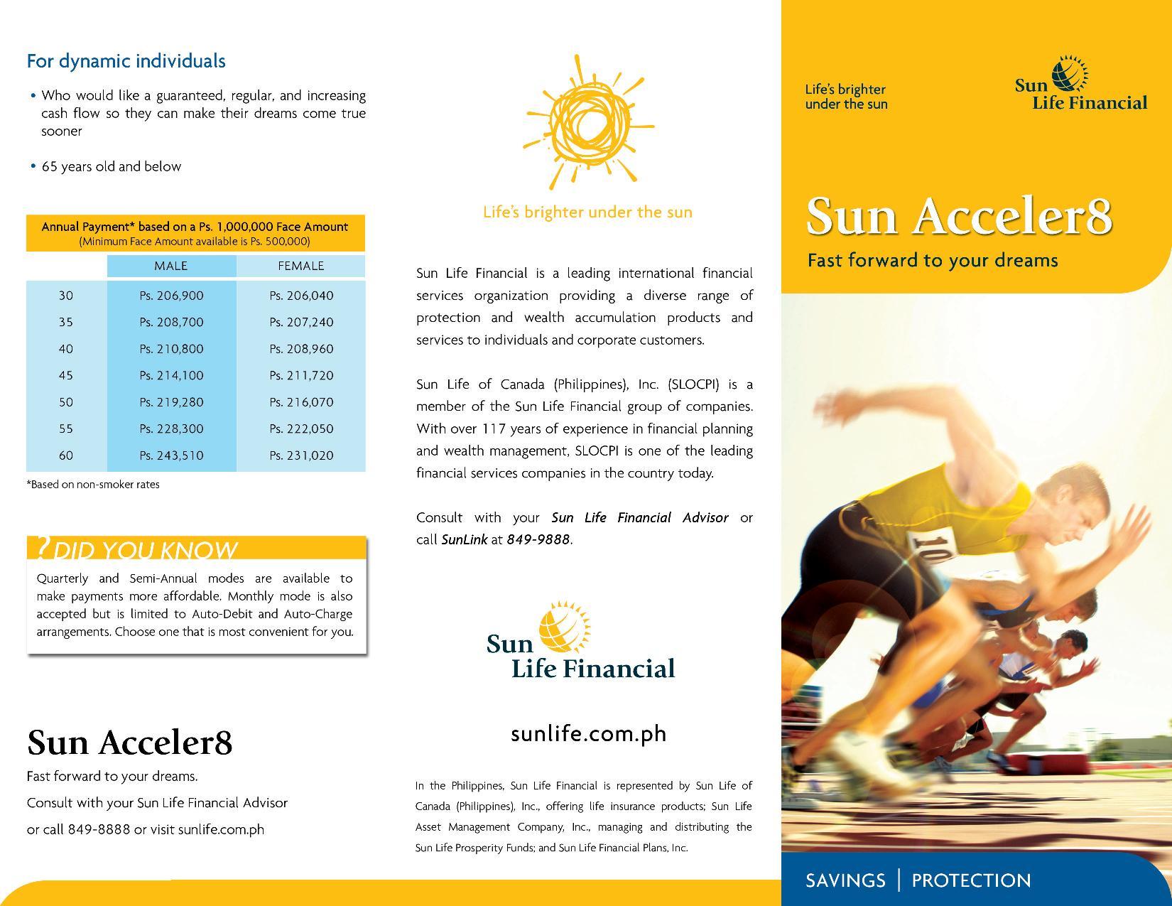 Sun Acceler8